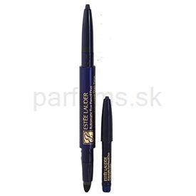 Estee Lauder Estée Lauder Automatic ceruzka na oči odtieň 17 Charcoal (Eye Pencil Duo with Refill) 0,2 g cena od 0,00 €