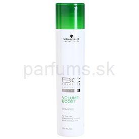 Schwarzkopf Professional BC Bonacure Volume Boost objemový šampón pre jemné vlasy (Volume Boost Shampoo for Fine Hair) 250 ml