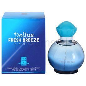 Gilles Cantuel Doline Fresh Breeze toaletná voda pre ženy 100 ml cena od 0,00 €