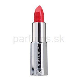 Givenchy Lips zmyselný rúž odtieň 303 Corail Décolleté (Intense Color Sensuously Mat Lip Color) 3,4 g cena od 0,00 €
