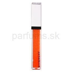 Givenchy Lips lesk na pery s vyhladzujúcim efektom odtieň 09 Neon Orange (Smoothing Gloss Balm Crystal Shine) 6 ml cena od 0,00 €