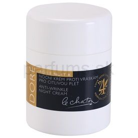 Le Chaton Doré Agilé Nuit K nočný krém proti vráskam (Anti-wrinkle Night cream) 50 g