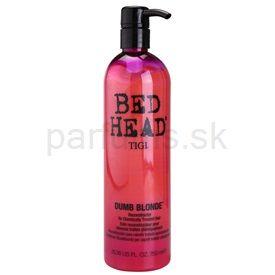 TIGI Bed Head Dumb Blonde kondicionér pre chemicky ošterené vlasy (Reconstructor for Chemically Treated Hair) 750 ml