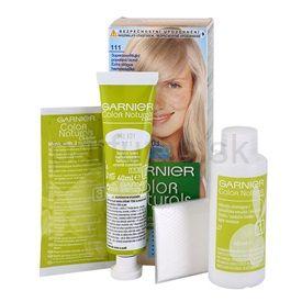 Garnier Color Naturals Creme farba na vlasy odtieň 111 Ash Blonde 4 pcs