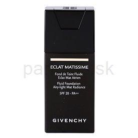 Givenchy Matissime ľahký zmatňujúci make-up SPF 20 odtieň 06 Gold SPF 20 (Eclat Matissime Fluid Foundation Airy - Light Mat Radince) 30 ml cena od 0,00 €