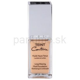 Givenchy Teint Couture dlhotrvajúci tekutý make-up SPF 20 odtieň 05 Elegant Honey SPF 20 (Teint Couture Long - Wearing Fluid Foundation Illiminating & Comfortable) 25 ml cena od 0,00 €