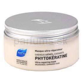 Phyto Phytokératine obnovujúca maska pre poškodené vlasy (Ultra Repairing Mask Damaged Hair) 200 ml