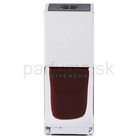 Givenchy Le Vernis vysoko krycí lak na nechty pre lesk odtieň 08 Pourpre Défilé (Intense Color Satiny Shine Nail Lacquer) 10 ml cena od 0,00 €