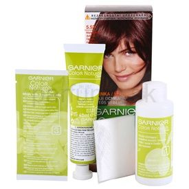 Garnier Color Naturals Creme farba na vlasy odtieň 5.52 Mahogany 4 pcs