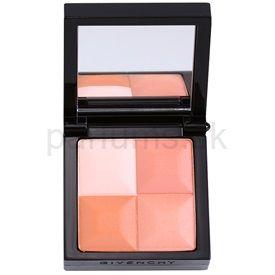 Givenchy Le Prisme púdrová lícenka so štetčekom odtieň 23 Aficionado Peach (Powder Blush - Radiant Color 4 Colors) 7 g cena od 0,00 €