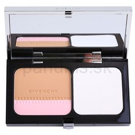 Givenchy Teint Couture lícenka pre rozjasnenie pleti odtieň 06 Elegant Sand SPF 10 (Long - Wearing Compact Foundation & Highlighter) 10 g cena od 0,00 €