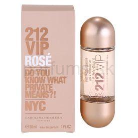 Carolina Herrera 212 VIP Rosé parfémovaná voda pre ženy 30 ml