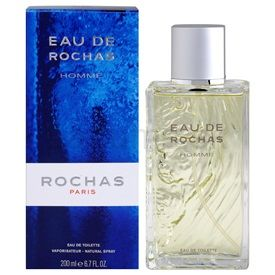 Rochas Eau de Rochas Homme toaletná voda pre mužov 200 ml