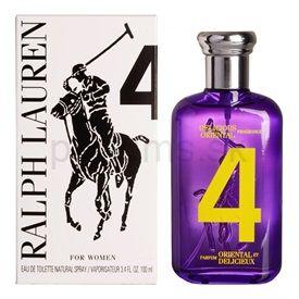 Ralph Lauren The Big Pony Woman 4 Purple toaletná voda tester pre ženy 100 ml