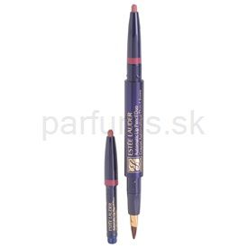 Estee Lauder Estée Lauder Automatic ceruzka na pery so štetcom a náplňou odtieň 21 Fig (Automatic Lip Pencil Duo With Brush and Refill) 0,2 g cena od 0,00 €