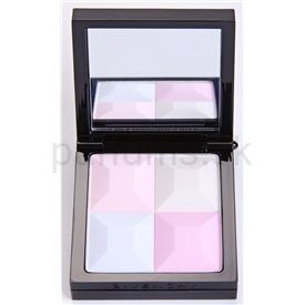 Givenchy Le Prisme kompaktný púder so štetčekom odtieň 81 Pastel Tulle (Visage - Mat Soft Compact Face Powder - Natural Result 4 Colors) 11 g cena od 0,00 €