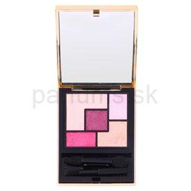 Yves Saint Laurent Couture Palette paleta očných tieňov odtieň 9 Rose Baby Doll (5 Color Ready-To-Wear) 5 g