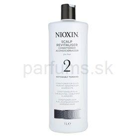 Nioxin System 2 kondicionér na výrazné rednutie prirodzene jemných vlasov (Scalp Revitaliser Conditioner Fine Hair Noticeably Thinning) 1000 ml