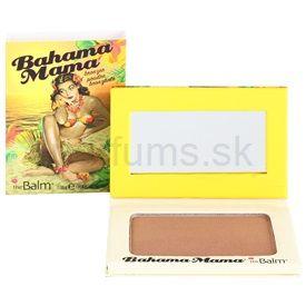 theBalm Bahama Mama bronzer, tiene a kontúrovací púder v jednom (Bronzer, Shadow & Contour Powder) 7,08 g