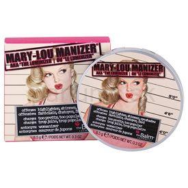 theBalm Mary - Lou Manizer rozjasňovač, zvýrazňovač a tiene v jednom (Highlighter, Shadow & Shimmer) 8,5 g