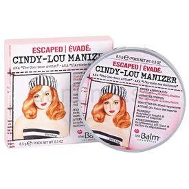 theBalm Cindy - Lou Manizer rozjasňovač, zvýrazňovač a tiene v jednom (Highlighter, Shadow & Shimmer) 8,5 g