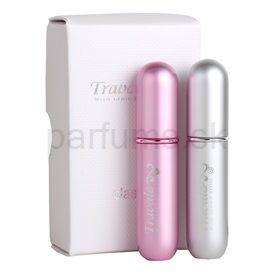 Travalo Classic darčeková sada I. plniteľný rozprašovač parfémov 2x5 ml