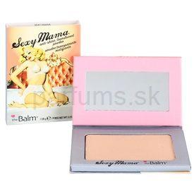 theBalm Sexy Mama neviditeľný zmatňujúci púder (Anti-Shine Translucent Powder) 7,08 g