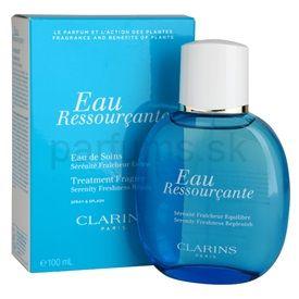 Clarins Eau Ressourcante telový sprej pre ženy 100 ml