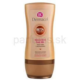 Dermacol After Sun telové mlieko na predĺženie doby opálenia (Beta Carotene Body Milk) 200 ml