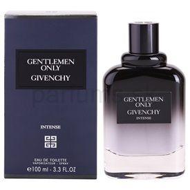 Givenchy Gentlemen Only Intense toaletná voda pre mužov 100 ml cena od 0,00 €