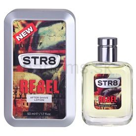 STR8 Rebel voda po holení pre mužov 50 ml