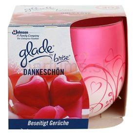 Glade Only Love Vonná sviečka 120 g cena od 0,00 €