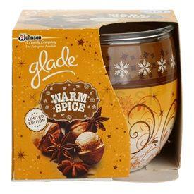 Glade Warm Spice Vonná sviečka 120 g cena od 0,00 €