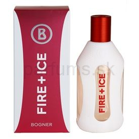 Bogner Fire + Ice for Women toaletná voda pre ženy 75 ml