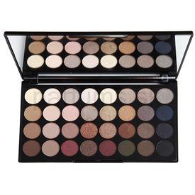 Makeup Revolution Flawless paleta očných tieňov 16 g