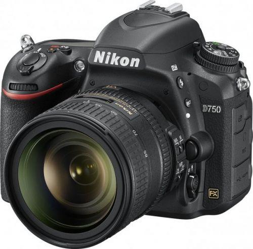 Nikon D750 cena od 0,00 €