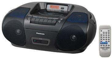 PANASONIC RX-D29E-K