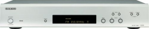 ONKYO T 4355 stříbrný