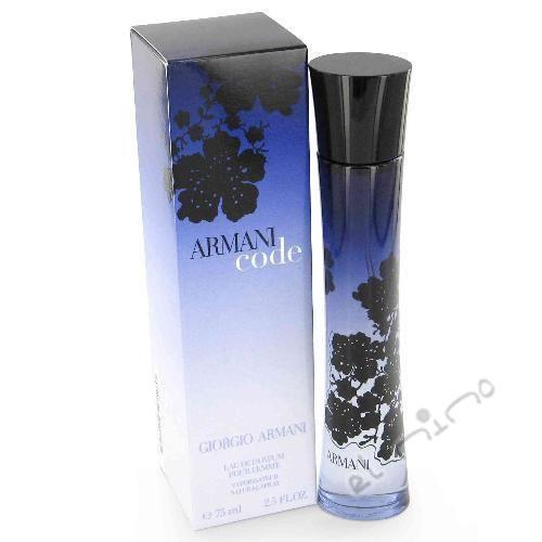 Giorgio Armani Code For Woman (EdP W) - 75 ml