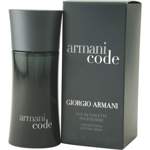 GIORGIO ARMANI Black Code 75 ml cena od 60,20 €