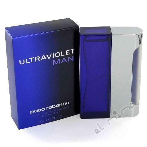 PACO RABANNE Ultraviolet man 100 ml